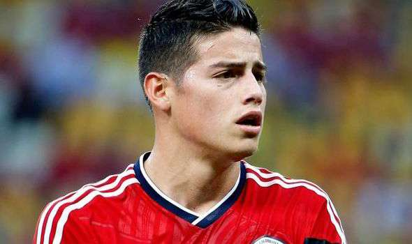 Manchester United Transfer Rumours Red Devils To Make A Move For James Rodriguez