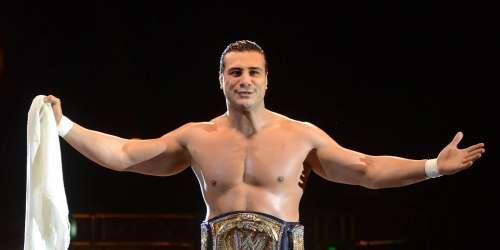 WWE star Alberto Del Rio's interview with Sportskeeda