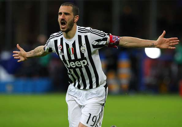 Rumours: Manchester City consider €60 million bid for Leonardo Bonucci