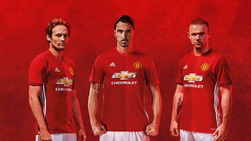 481eb82f7d6 How and where to buy Manchester United 2016-17 jersey online in India