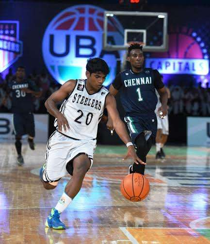 UBA pro basketball league United Basketball Alliance Chennai Slam Punjab Steelers