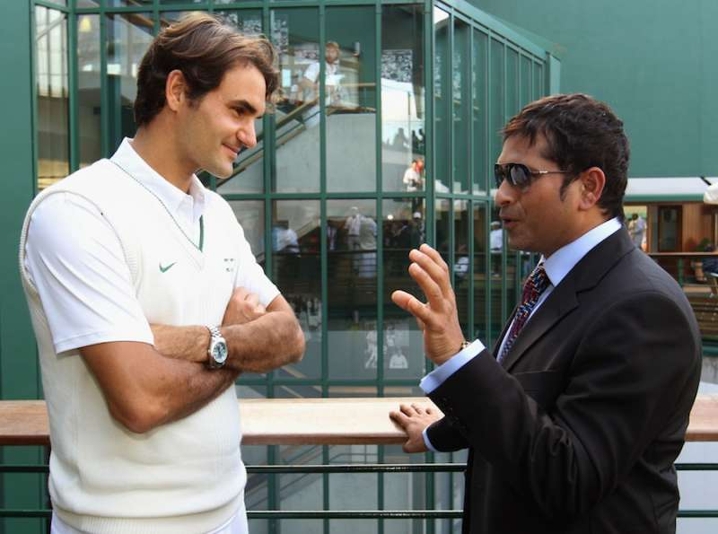 Tennis Legend Roger Federer Gets 'No.1 Test Ranking' From ICC After Emulating Sachin Tendulkar