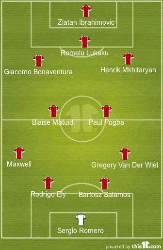 A team of Mino Raiola's starting lineup best clients