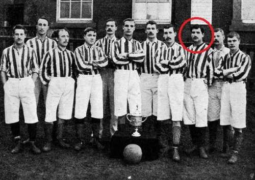 Willie Groves 100 transfer was the first of its kind between professional clubs