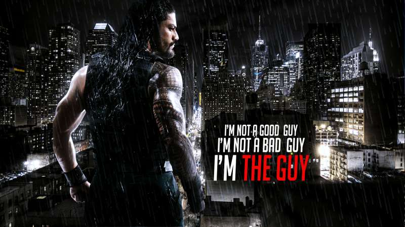 Roman Reigns Wallpaper 10