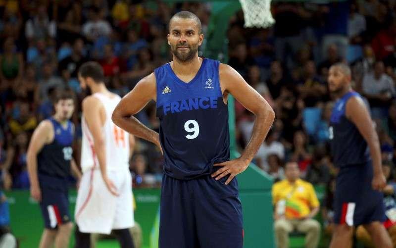 2016 Rio Olympics - Basketball - Quarterfinal - Men s Quarterfinal Spain v  France - Carioca Arena 8d617e90e