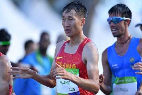 20km walk Rio 2016 Olympics India Manish Singh