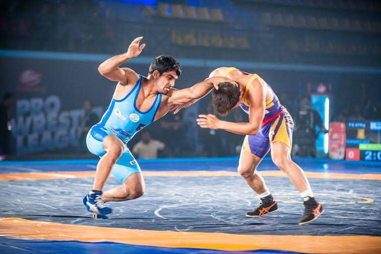 Rio Olympics 2016, Wrestling: Sandeep Tomar goes down