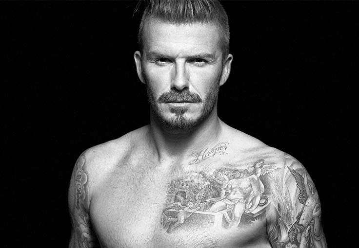 All Of David Beckham S 51 Tattoos And Their Meanings