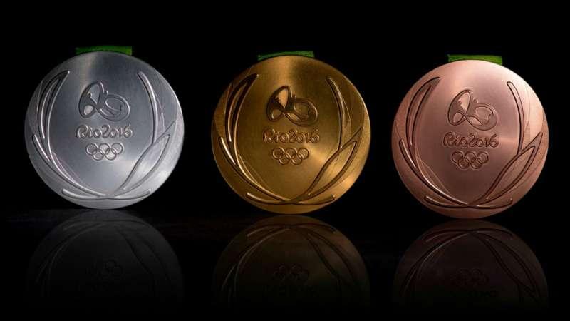 Do olympic medalist win money