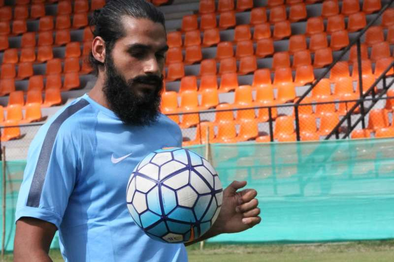 Indian defender Sandesh Jhingan talks about the Puerto Rico game and his progress