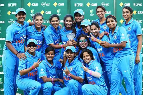 Indian women cricketers set to receive equivalent allowances