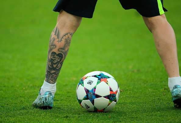 Lionel Messis Tattoos What Do They Signify