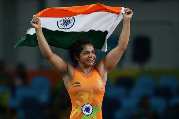 Rio Olympics 2016: Sakshi Malik makes history by winning the bronze medal in women's freestyle wrestling