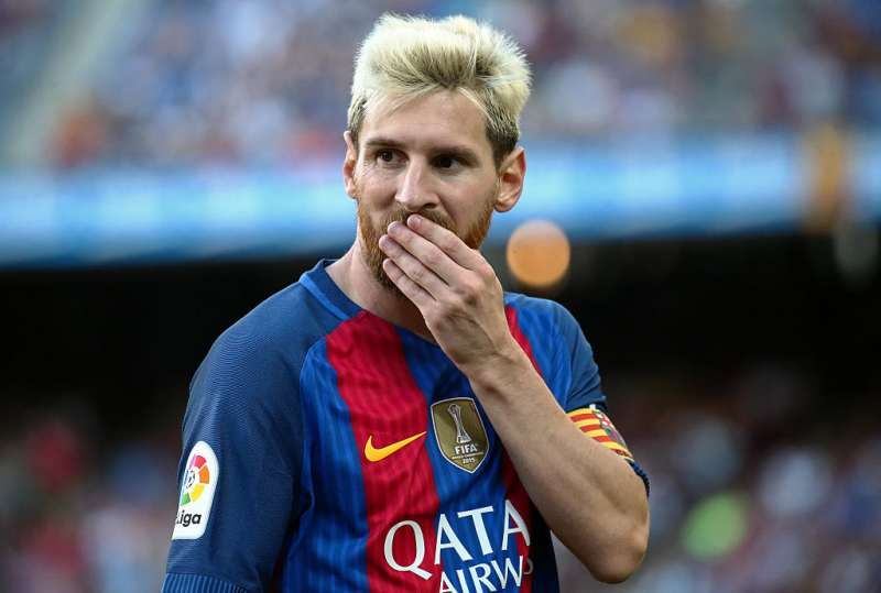 UEFA Champions League 2015/16: Lionel Messi awarded goal ...