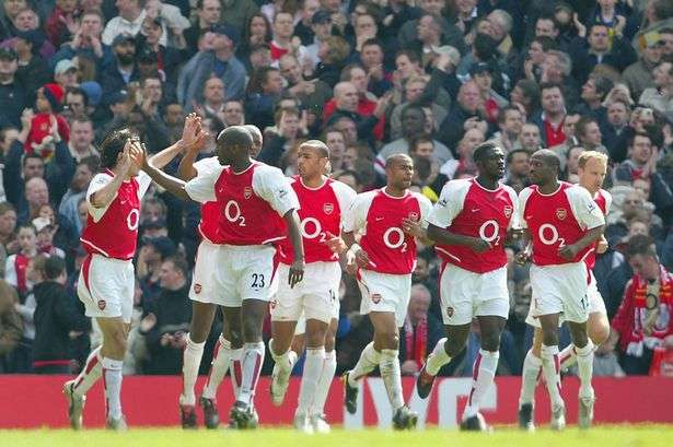 Arsenal won the Premier League in the 2003/04 season