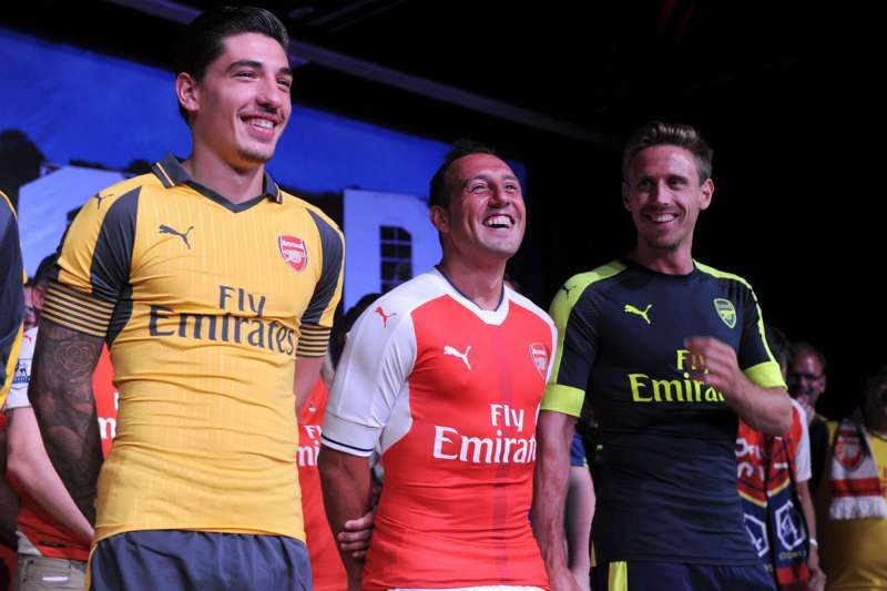 b4fe1852ba8 Where to buy Arsenal football jersey online in India (2016-17)