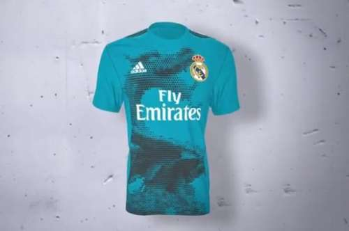 da7c80c72 Gareth Bale designed a Real Madrid jersey which is inspired from the Wales  kit