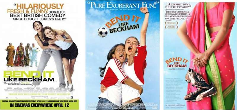 bend it like beckham analytical essay Bend it like beckham' is set within modern day britain in 2002, the movie follows the lives of two young women following the same dreams with two completely different cultures, and their own obstacles to overcome.