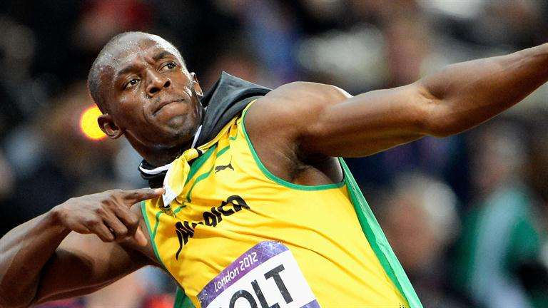 usain bolt exercise and diet