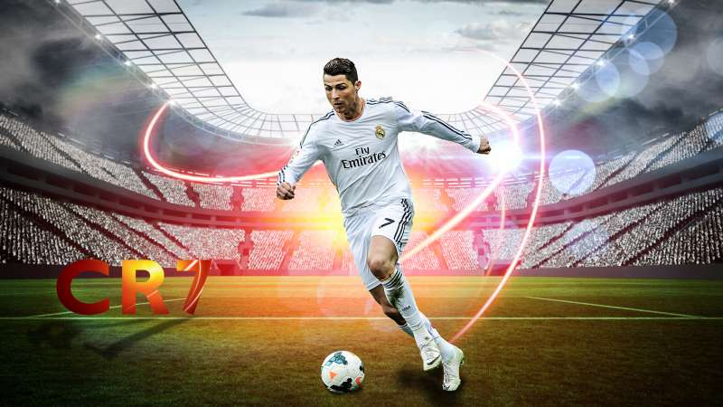 wallpapers HD Cristiano Ronaldo