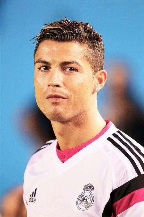 Page Cristiano Ronaldos Haircuts Over The Years With Names - New hair cut cristiano ronaldo
