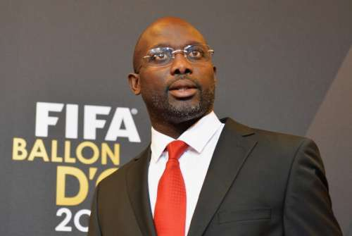 George Weah won the Ballon d'Or in 1995