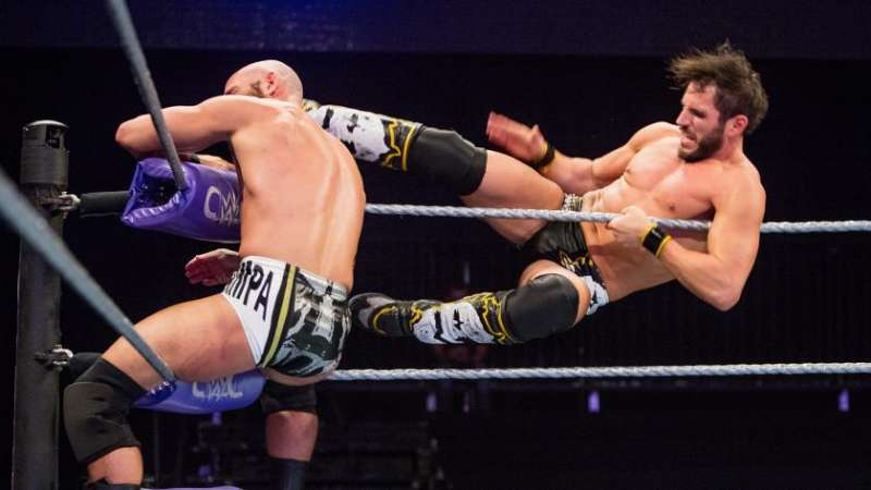 WWE Cruiserweight Classic: 4 Observations From The Fourth