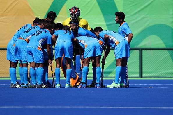 India vs Ireland Hockey