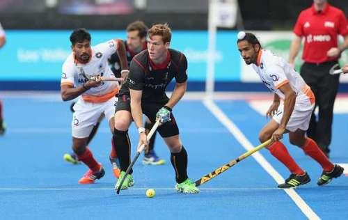 India Belgium
