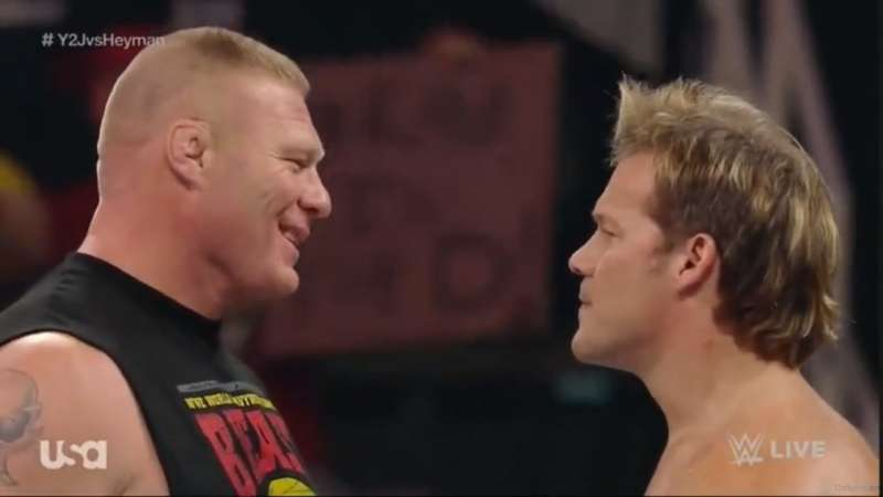 is jericho gay