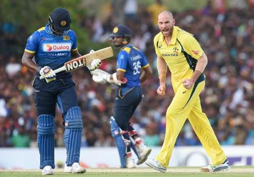 John Hastings Australia Cricket