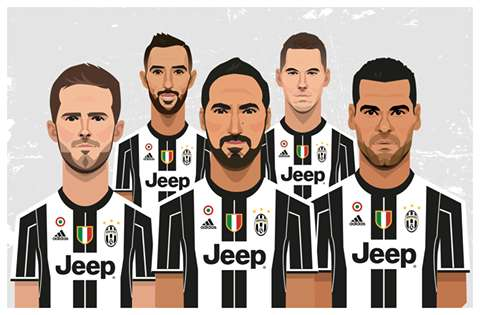 competitive price 4b7a6 181e3 Ranking the Serie A kits for the 2016/17 season