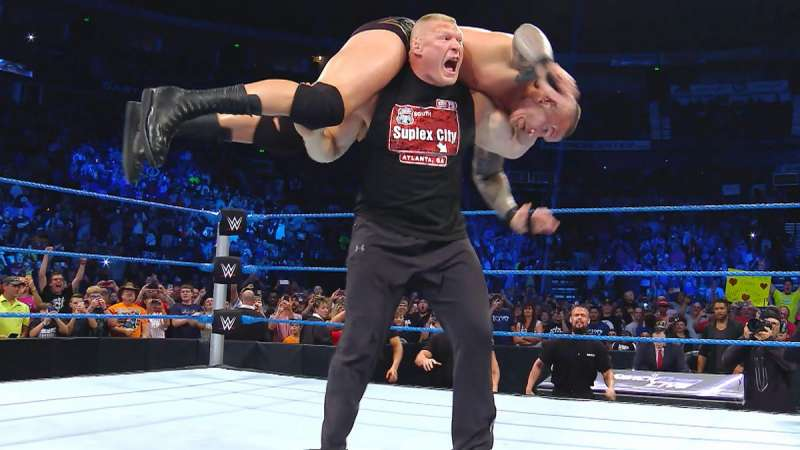 Smackdown Live 2nd August 2016