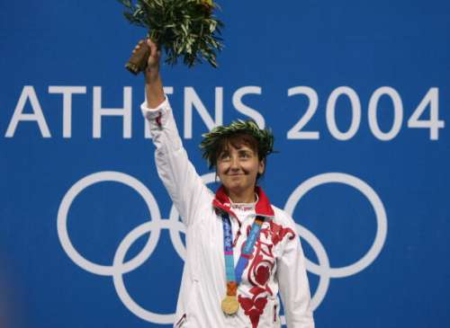 Lyubov Galkina is one of the finest Olympic women shooters of all time