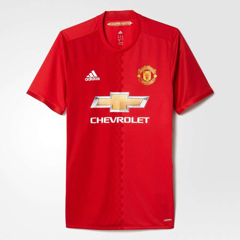 fc3f31d11 Where to buy Manchester United football jersey online in India (2016-17)