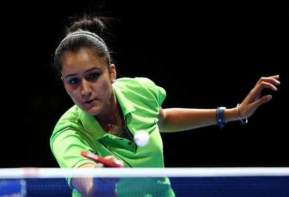 Manika Batra vs Grzybowska Katarzyna Rio Olympics 2016 Table Tennis ...
