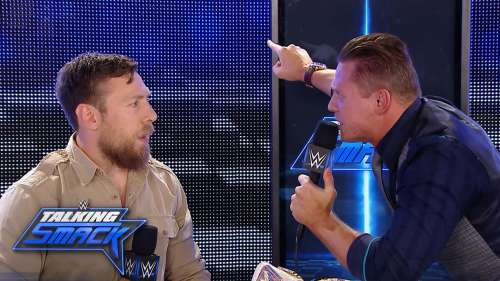 Image result for daniel bryan the miz sportskeeda