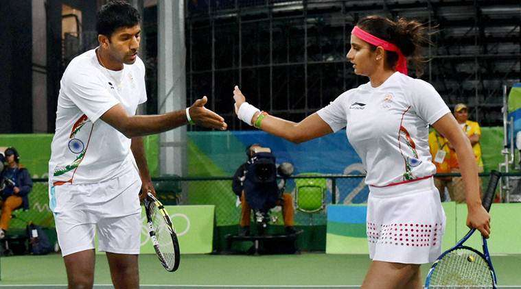 Rio Olympics 2016, Tennis: Williams/Ram beat Mirza/Bopanna in mixed doubles SF, Indians to play for bronze