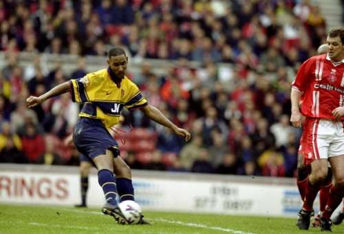 Nicolas Anelka moved to Arsenal when he was 17 years old