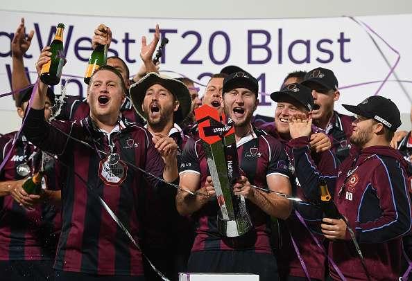 Northamptonshire Natwest T20 Blast