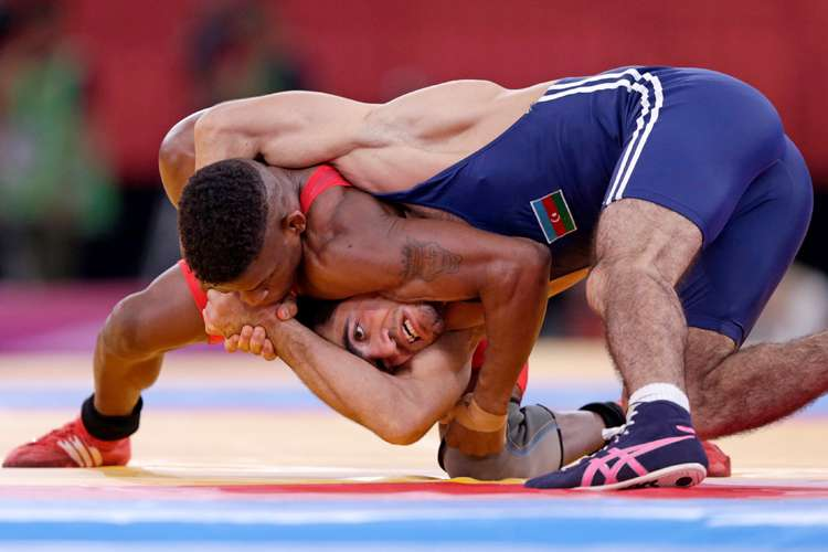 93f60f813d6867 Rio Olympics 2016  How does the wrestling format work