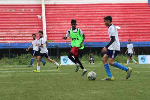 Bengalury Youth Football Cup
