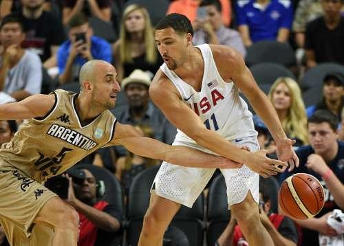 Rio Olympics 2016 basketball best players watch