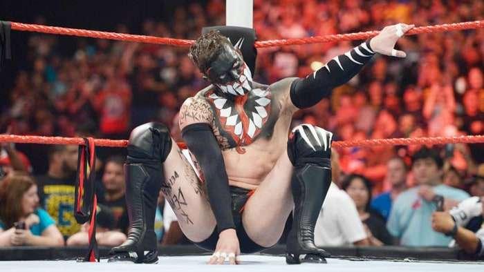 728ff40c049 WWE News  WWE s Finn Balor has his own