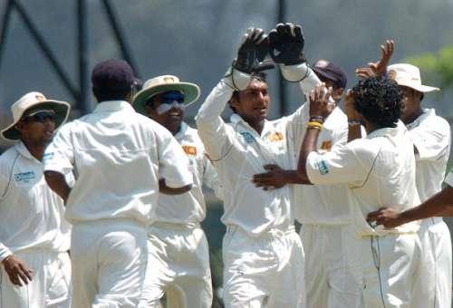 Sri Lanka v Pakistan, 2nd Test, 2006