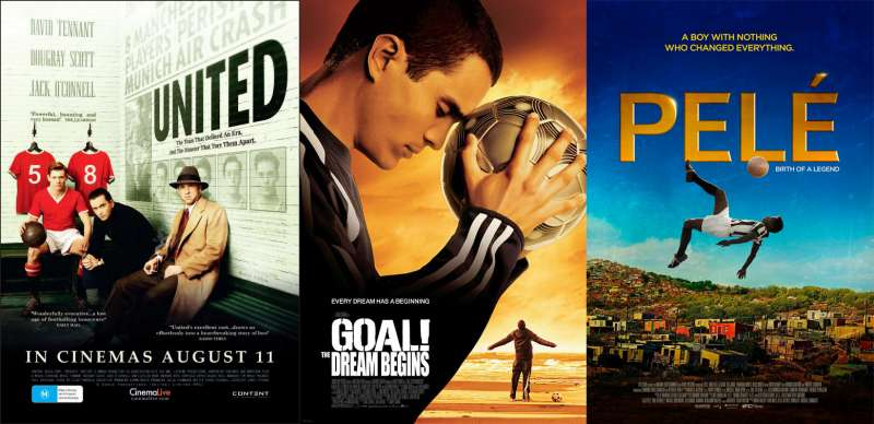 Soccer Movies
