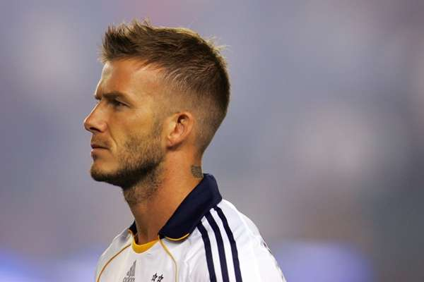 Page The Best David Beckham Hairstyles And Haircuts - David beckham hairstyle la galaxy
