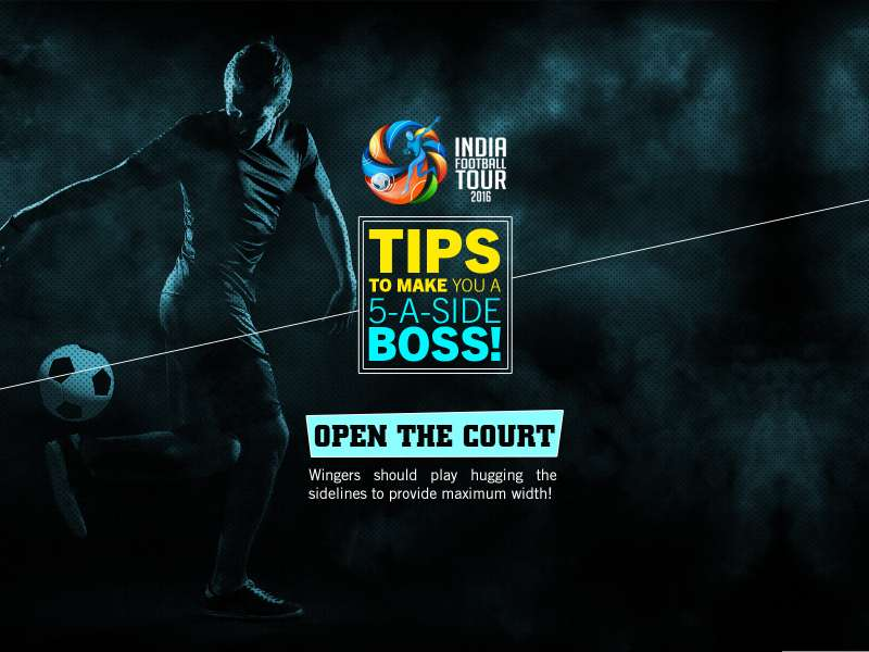 5 a side tips