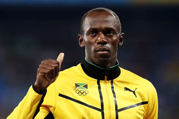 Usain Bolt Created History After He Won Three Gold Medals In Consecutive Editions Of The Games